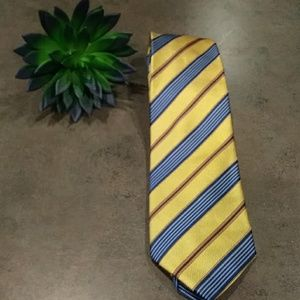 Henry Jacobson 100% Silk Tie